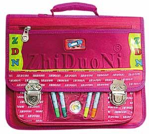 Рисунок школьного портфеля